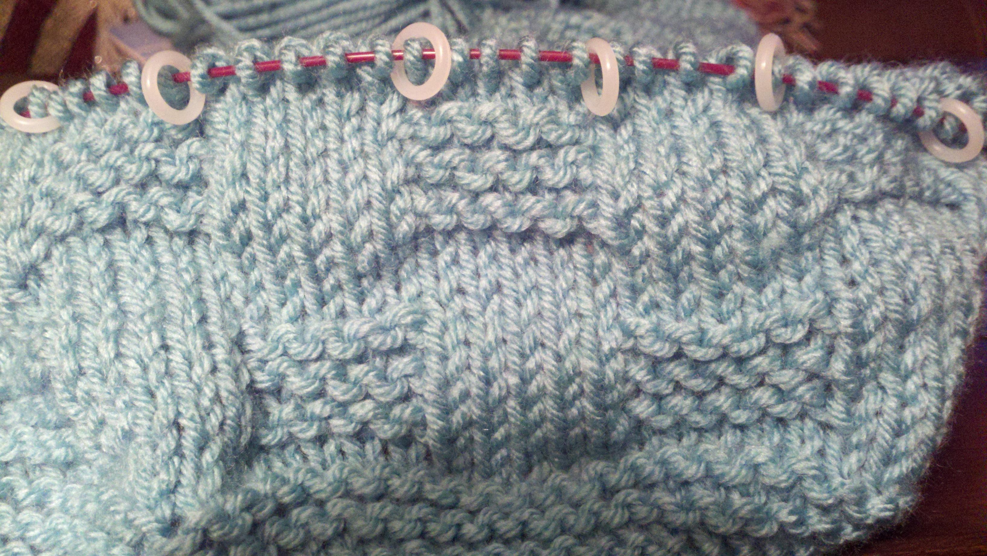 Easy Double Crochet Afghan Patterns Knit Ba Blanket ...