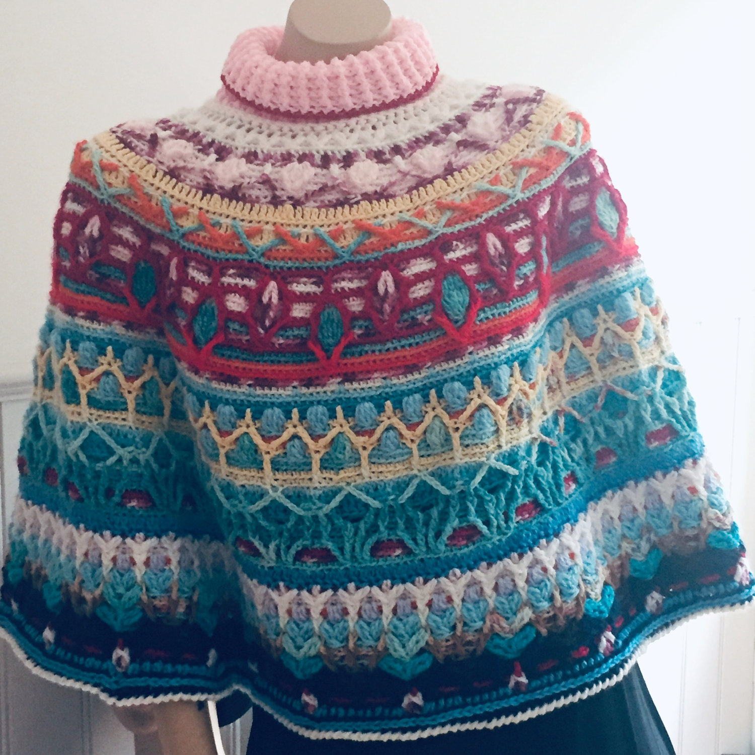 Knit and Crochet Today Free Patterns for Beginners Circle ...